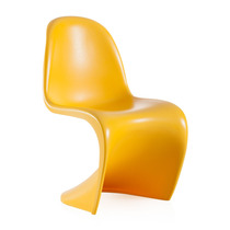 Cadeira Panton Em Abs Fosca - Amarela - Diversas Cores