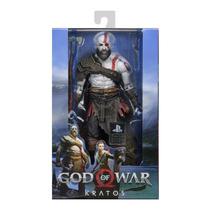 God Of War 4: Kratos - 18 Cm - Original - Neca