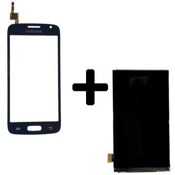 Tela Touch Visor+lcd Display Samsung Galaxy S3 G3812 Preto