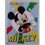 Convite Aniversario Mickey (10 Unidades)
