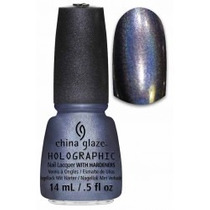 China Glaze Holograficos - Strap On Your Moonboots