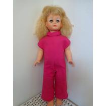 Antiga Boneca Lilibel Estrela Anos 70 -