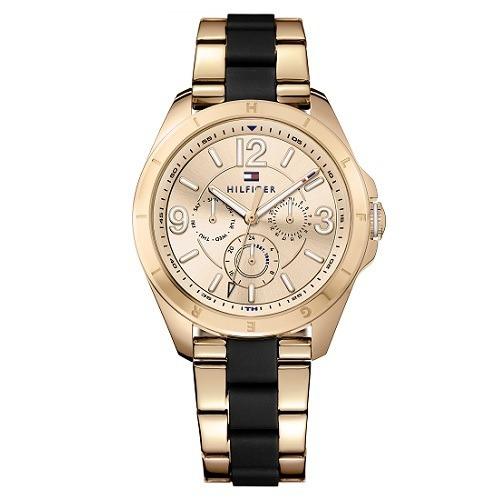 418dbd68c5e Relógio Tommy Hilfiger Feminino Aço Rosé+ Necessaire 1781770. R  849.99