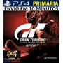 Gran Turismo Sport Ps4   Original 1 Psn   Portugues