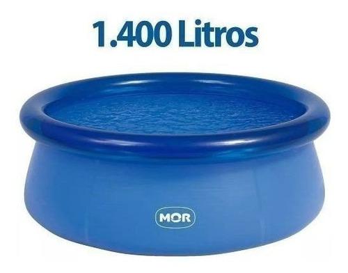 Piscina Inflável 1.400 Litros Redonda Mor Promoção