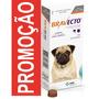 Anti Pulgas E Carrapatos Bravecto 250mg Cães 4,5 Até 10kg