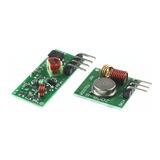 Transmissor + Receptor Rf 433 Mhz Arduino   ( Frete R$15,00)