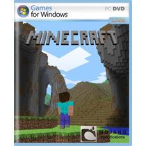 Minecraft 1.8 Pc - Envio Por Email Sem Frete