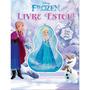 Livro - Frozen: Livre Estou - Dcl