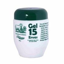 Gel Massageador 15 Ervas Bio Instinto 12 Unidades + Brinde