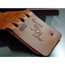 Carteira Masculina Couro Leather Genuine Menor Preço Do Ml