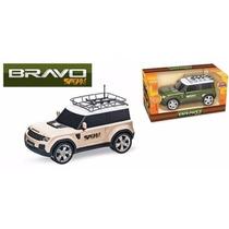 Carro Bravo Wave Safari 209 Usual Plastic Frete Gratis