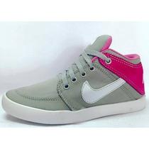 Tênis Nike Suketo Cano Médio Feminino