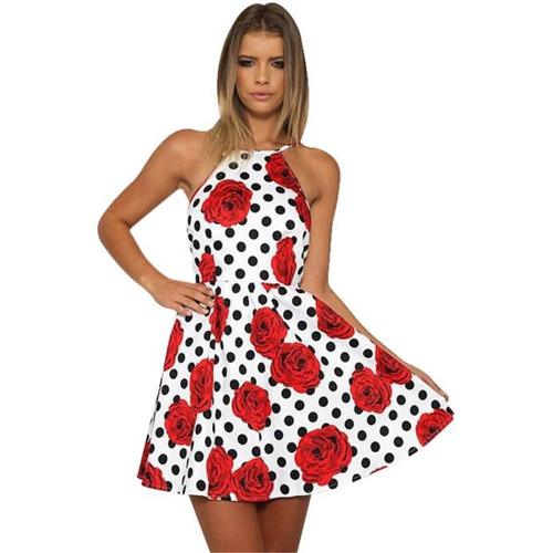 486094961 Vestido De Bolinha Anos 60 Festa Vintage Retrô Bola 50 Pin51 à venda ...