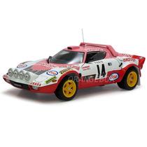 Lancia Stratos Hf Rally Monte Carlo 1977 1:18 Sunstar 4518