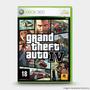 Gta 4 Grand Theft Auto 4 - Novo Lacrado Xbox 360