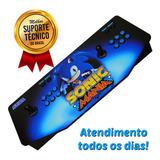 Arcade Fliperama Portátil Retrobox