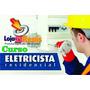 Cursos Apostila Completa De Instalação Elétrica Predial.