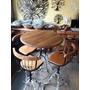 Conjunto Mesa E Cadeiras Bistrôs  Área Gourmet  Super Oferta