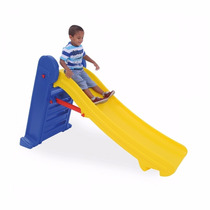 Novo Brinquedo Escorregador Desmontável Azul Xalingo