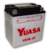 Bateria Yuasa Yb10l-a2 Moto Intruder250, Virago250, Gs500