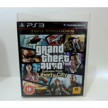 Grand Theft Auto Iv & Episodes From Libertcity Gta 4 Ps3