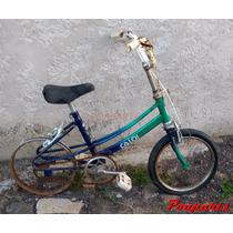 Bicicleta Antiga Caloi Ceci Infantil