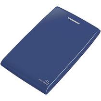 Case Gaveta Para Hd Externo 2,5 Azul Piano Multilaser Ga117