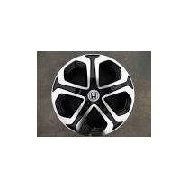 Roda Honda Hrv Aro 17 Diamantada C/ Preto