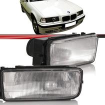Farol De Milha Bmw Serie 3 Sedan Hatch Coupê M3 91 A 97