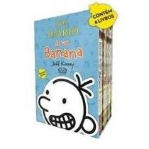 Box Diário De Um Banana 8 Vols