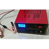 Carregador De Bateria Digital Bivolt-12/24v