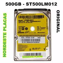 Hd Notebook Samsung 500gb - St500lm012 Original