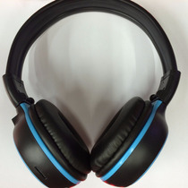 Fone De Ouvido P/ Esportes Sem Fio Mp3 Radio Fm Wireless