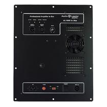 Amplificador In Box Áudio Leader Al 1000 1000w Rms Caixa Som