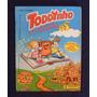 Álbum De Figurinhas Toddynho Panini 1999 - Colado