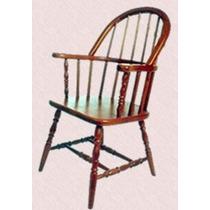 Móveis Em Madeira Maciça - Cadeira De Aproximação Windsor