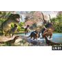 Dinossauros Painel 3m² Lona Festa Banner Aniversario Decoraç