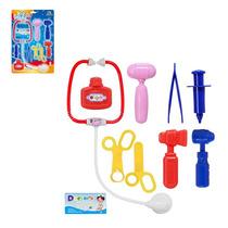 Brinquedo Kit Médico Atacado 12 Peças