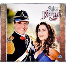 Cd Salve Jorge Nacional Vol. 1 Trilha Novela Globo Original