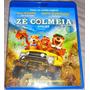 Blu-ray Zé Colmeia - O Filme (semi-novo)