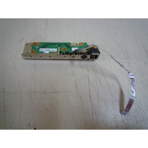 Placa Super Video Modem Notebook Positivo Mobile W58 W67 W98