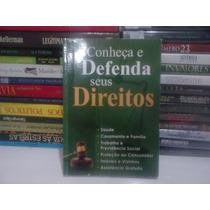 Livro - Conheça E Defenda Seus Direitos Vera Ligia Rangel