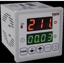 Controlador De Temperatura E Tempo Forno A Lenha