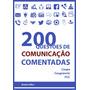 200 Questões De Comunicação Comentadas - Pdf