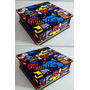 2 Caixas Decoradas Adesivadas Romero Britto Mdf