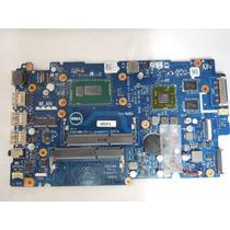Placa Mãe Notebook Dell Inspiron 15r 5547 I5 Nova!