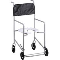 Cadeira De Rodas Standard Banho Pop - Ortomix
