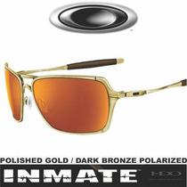 Óculos Inmate Probation Original Metal C5 Lentes Polarizado