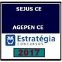 Agente Penitenciário Do Ceará Agepen Ce 2017